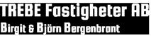 Trebe Fastigheter AB Logotyp