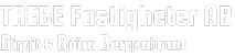 Trebe Fastigheter AB Logo